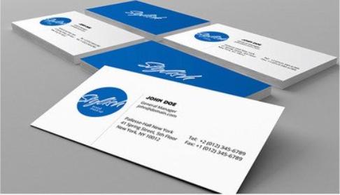 成都名片制作有哪些常见的名片印刷工艺?