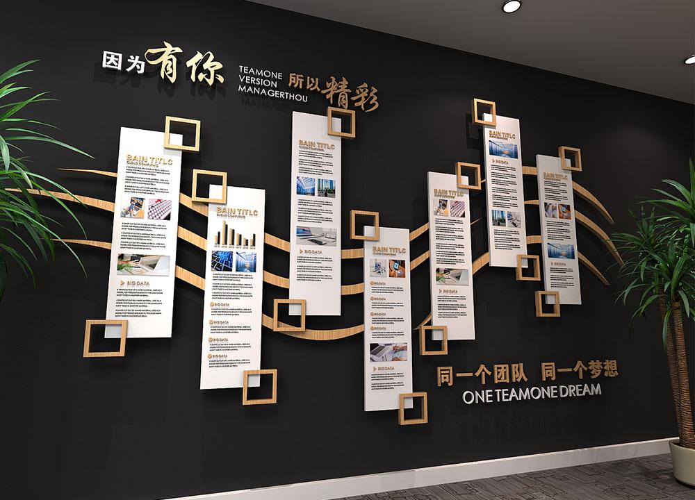 同一个团队同一个梦想活动室文化墙设计制作-成都文化墙设计制作,成都文化墙设计,成都企业文化墙设计制作,成都企业文化墙制作