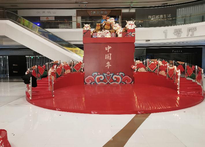 中国年商-场广告造型-成都广告装饰,成都广告设计,成都广告安装