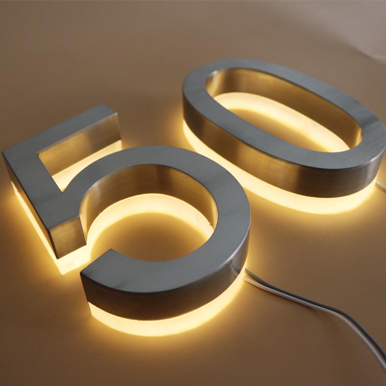 如何制作金属发光字,它们的用途和优点是什么?